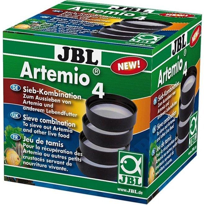 JBL Artemio 4, zeef combinatie set voor artemia