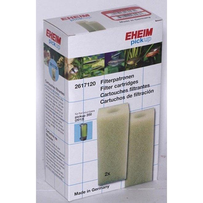 Eheim Filterpatroon 2617120, voor Pickup 2012