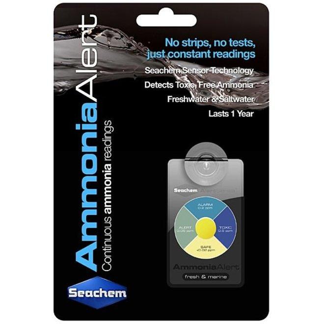 Seachem Ammonia Alert, NH3 tester