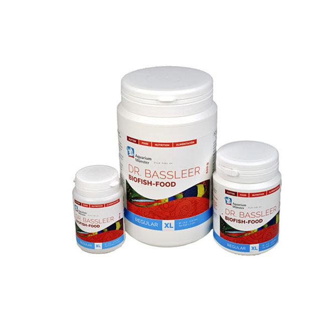 Dr. Bassleer Biofish Food regular XL 68 gram, granulaatvoer