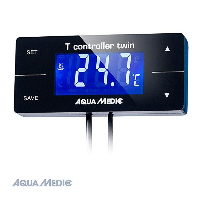 Aqua Medic T Controller Twin, Digitale meet-en regelapparatuur