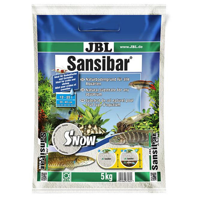 JBL Sansibar Snow 5 kg, fijne sneeuw witte bodemgrond