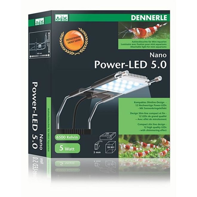 Dennerle Powerled 5.0, ledverlichting