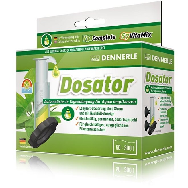 Dennerle Dosator, langetermijn dosering
