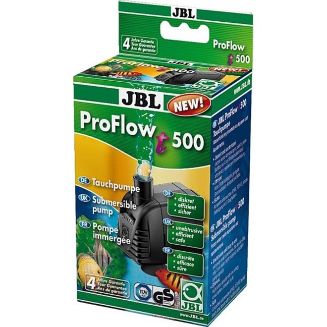 JBL ProFlow t500, opvoerpomp