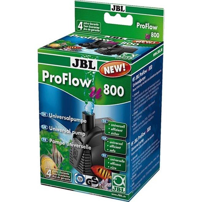 JBL ProFlow u800, opvoerpomp