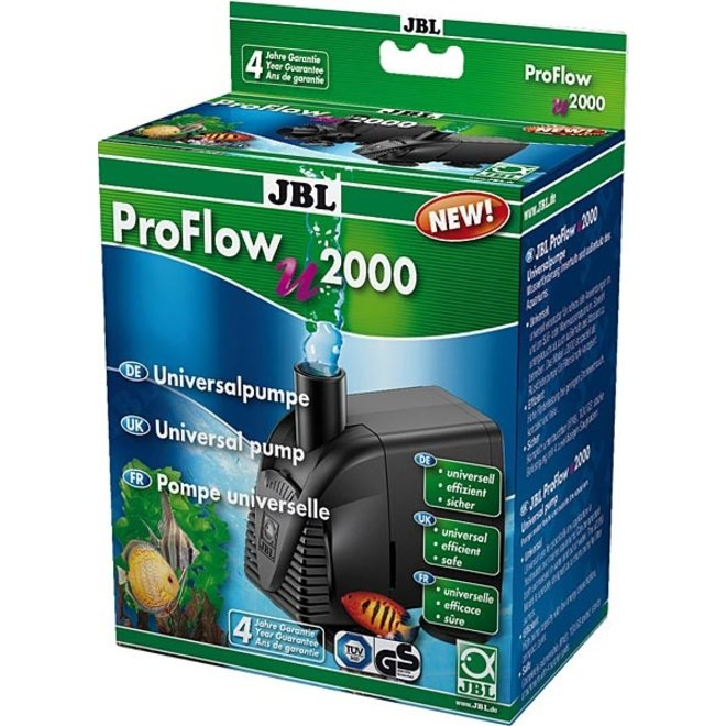 JBL ProFlow u2000, opvoerpomp