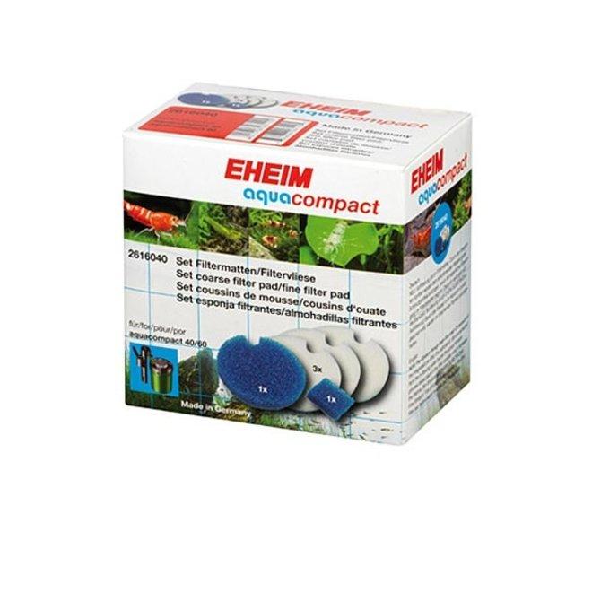 Eheim filterschijven set 2616040, voor AquaCompact 40 en 60