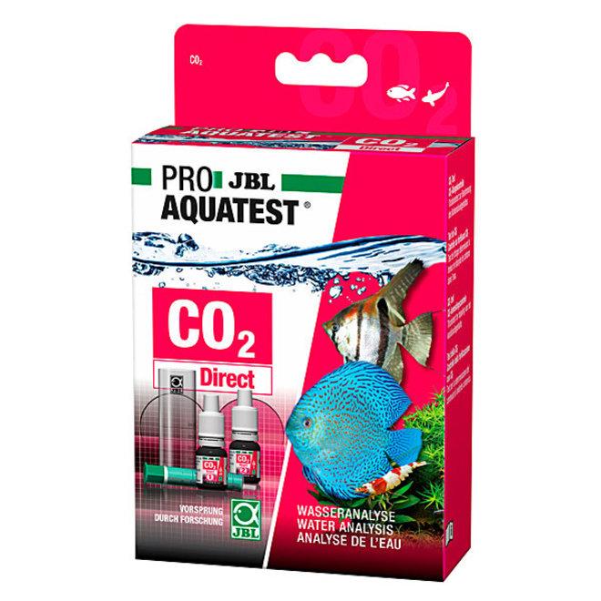 JBL ProAquaTest CO2 Direct test set, CO2 test