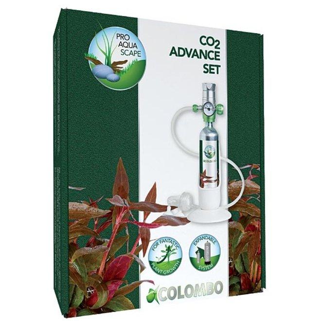 Colombo CO2 Advance set, CO2 set voor aquarium tot 150 liter