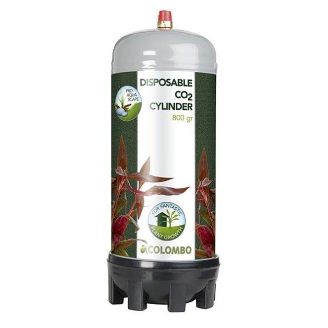 Colombo CO2 Advance navulfles 800 gram