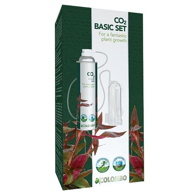 Colombo CO2 basic set, CO2 basis set voor aquarium tot 50 liter