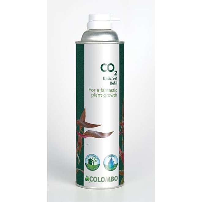 Colombo CO2 basic set navulling 12 gram