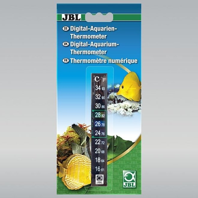 JBL Digitale Thermometer, plak thermometer
