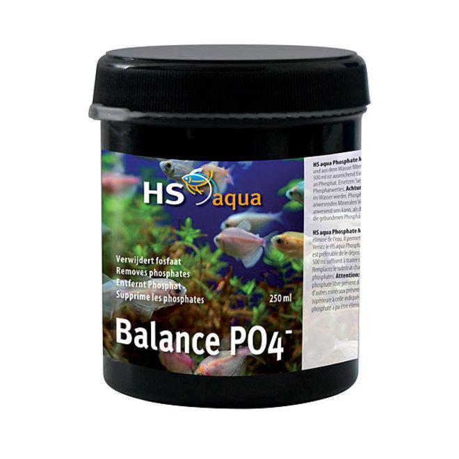HS Aqua Balance PO4 minus 250 ml, fosfaat verlager