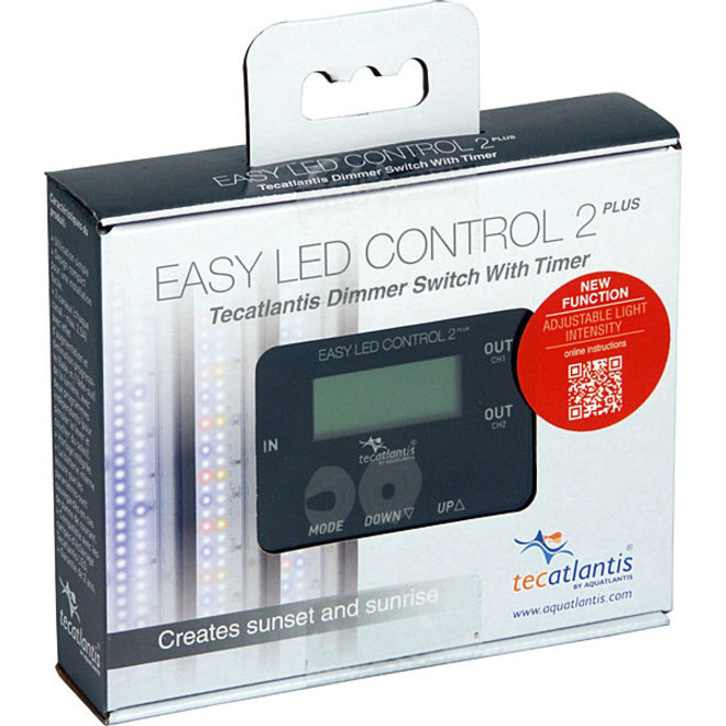 Aquatlantis Easy Led Control 2 Plus, dimmer voor 2 Easy Led