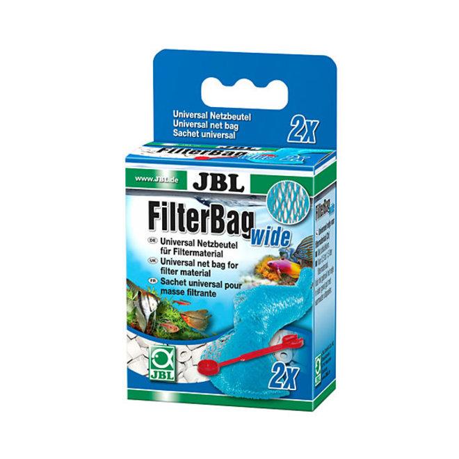 JBL FilterBag wide, filterzak grof 2 stuks