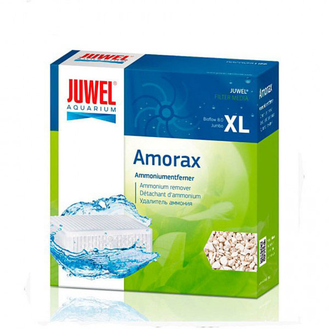 Juwel Amorax XL jumbo 8.0, zeoliet