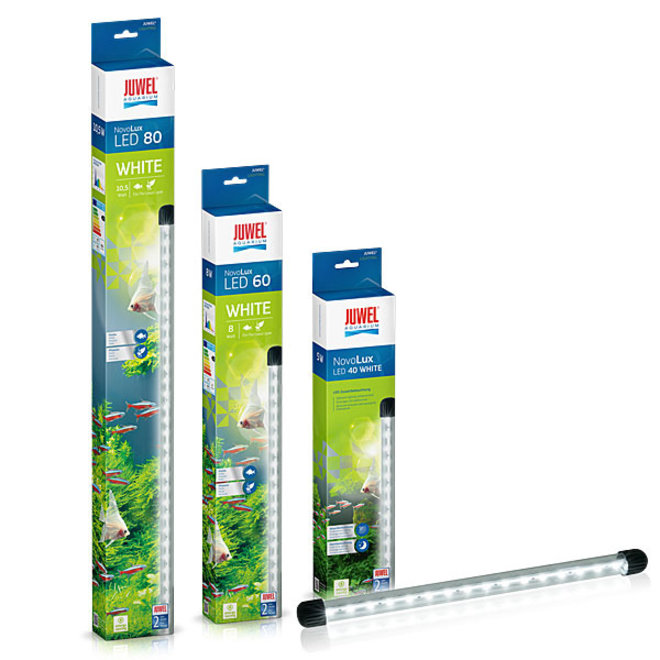 Juwel NovoLux LED 60 wit, extra LED verlichting