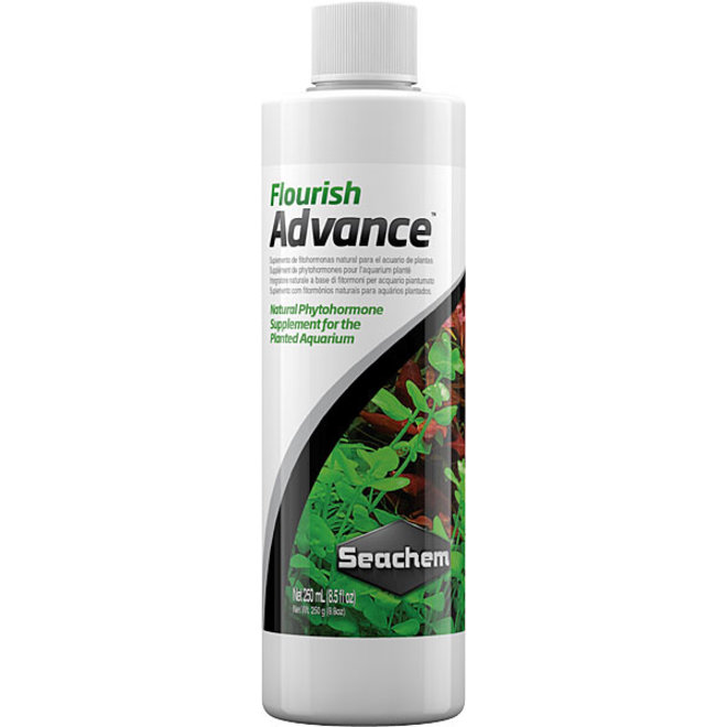 Seachem Flourish Advance 250 ml, groeiverbeteraar