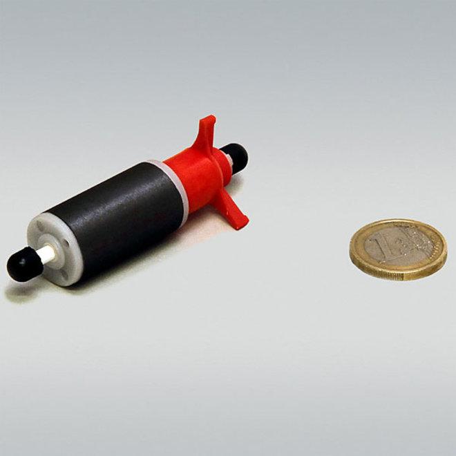 JBL Cristalprofi e1901 rotor met as+rubberlager