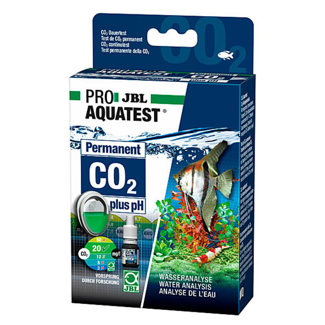 JBL ProAquaTest CO2 pH Permanent Test, CO2 test