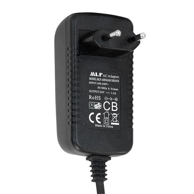 Aquatlantis Voedingsadapter 24V-2A voor Easy LED Universal