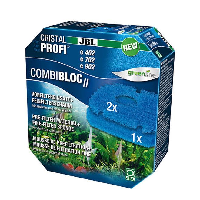 JBL CombiBloc II CristalProfi e1502/e1902, filtersponzen