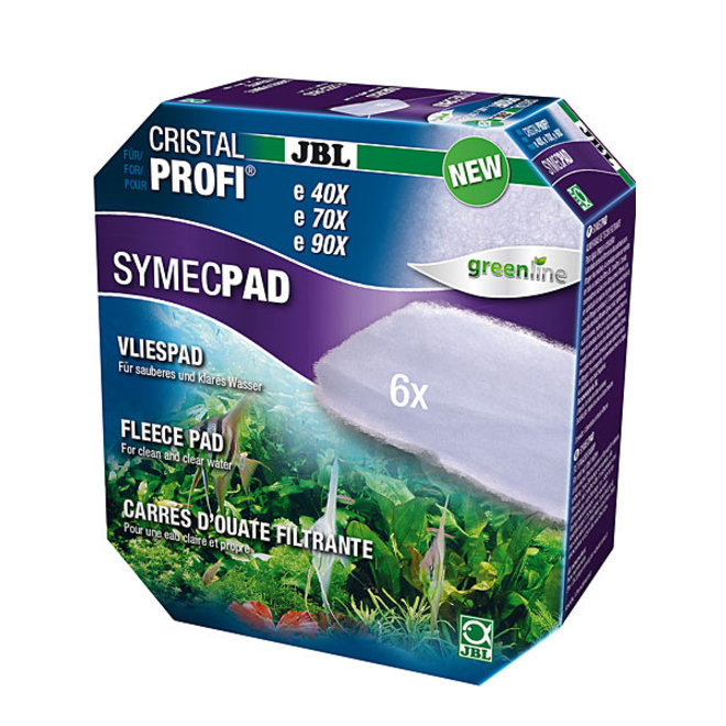 JBL SymecPad II CristalProfi e40x/70x/90x, filterwattenvlies
