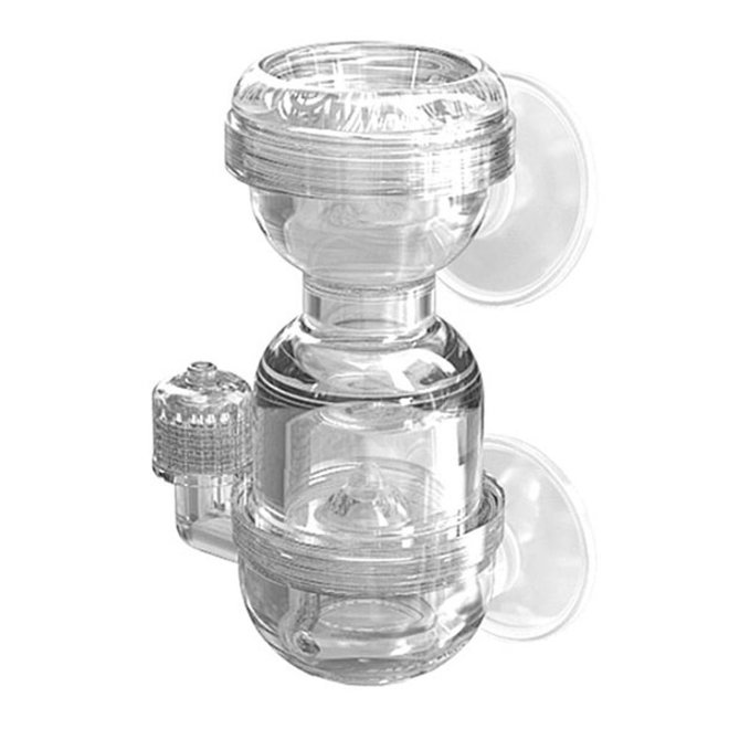 Aqua-Noa kunststof CO2 diffusor 3in1 MS2, tot 90 liter