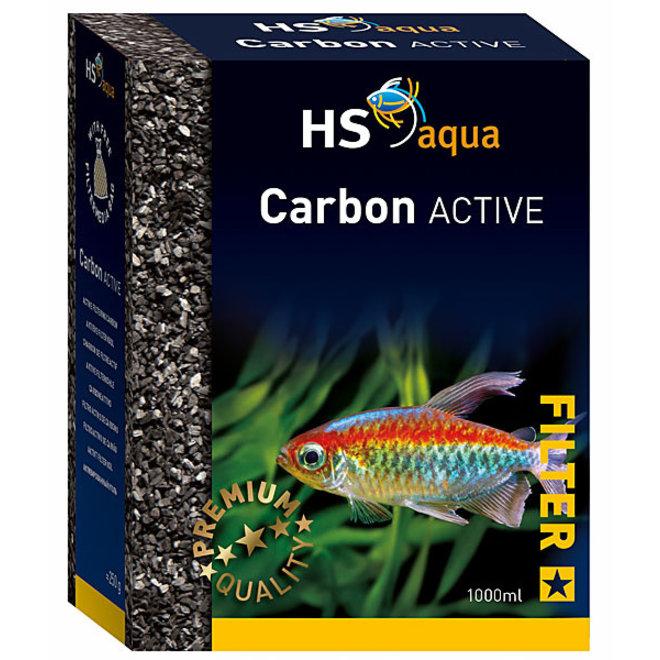 HS Aqua Carbon Active 1000 ml/250 gram, actief kool