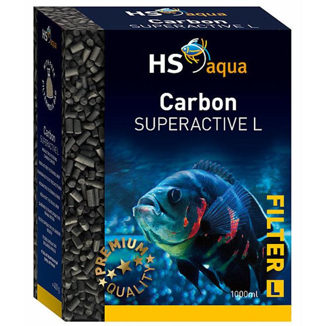 HS Aqua Carbon Super Active L 20 liter, extra actief kool