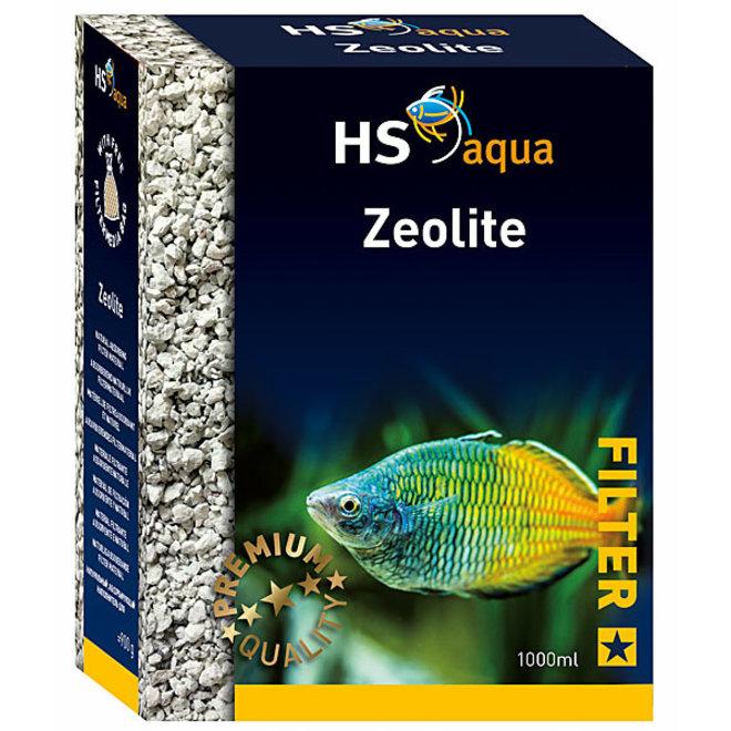 HS Aqua Zeolite 1000 ml/900 gram, zeoliet