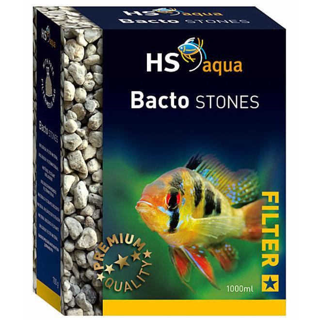 HS Aqua Bacto Stones 1000 ml/700 gram, biologisch materiaal