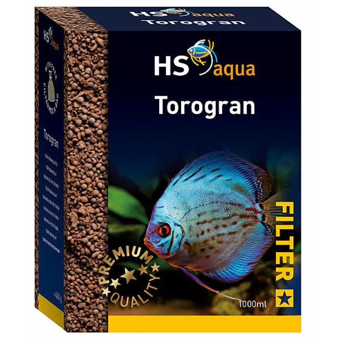 HS Aqua Torogran 1000 ml, turfgranulaat