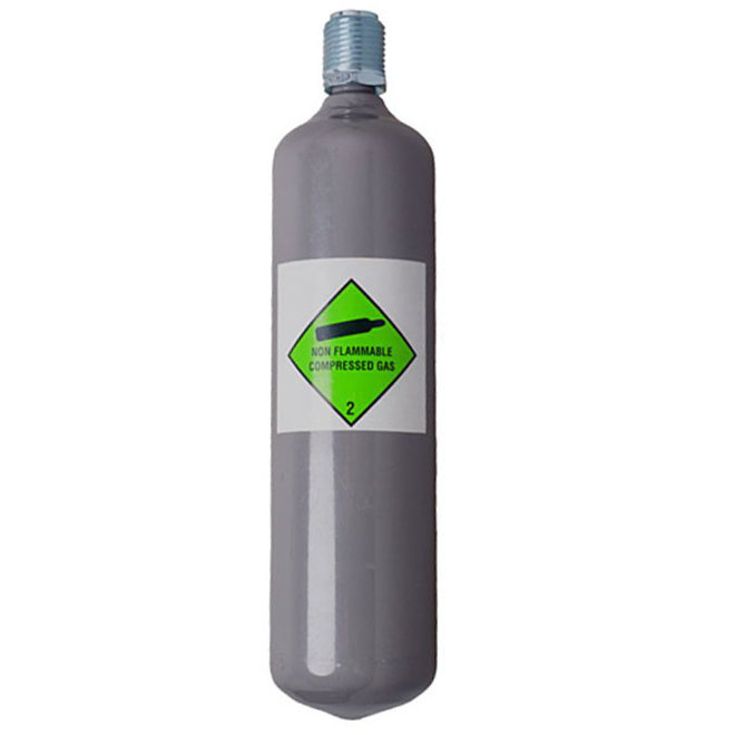 Aqua-Noa CO2 wegwerpfles 95 gram, gevuld