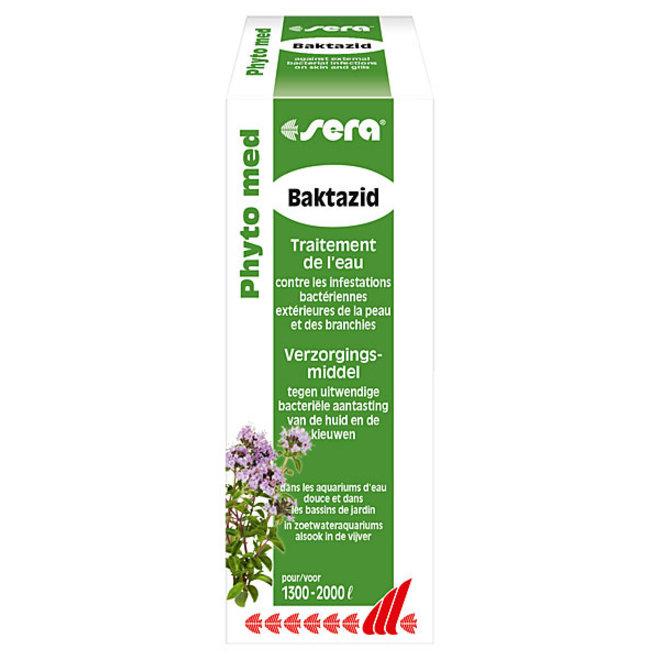 Sera Phyto med Baktazid 100 ml, tegen mond- vinrot en infecties