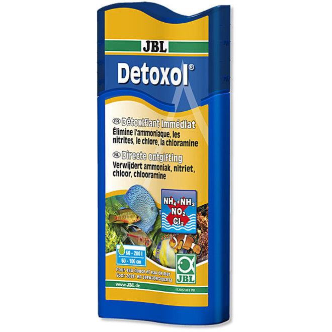 JBL Detoxol 250 ml, water ontgiften