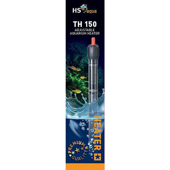 HS Aqua TH 150 Aquarium verwarming 150 watt  tot 250 liter