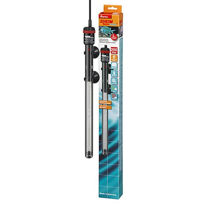 Eheim ThermoControl E 200 watt verwarming tot 400 liter