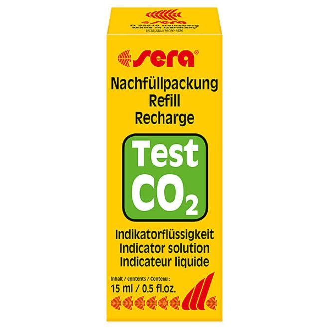 Sera CO2 Indicatorvloeistof voor Sera Continutest