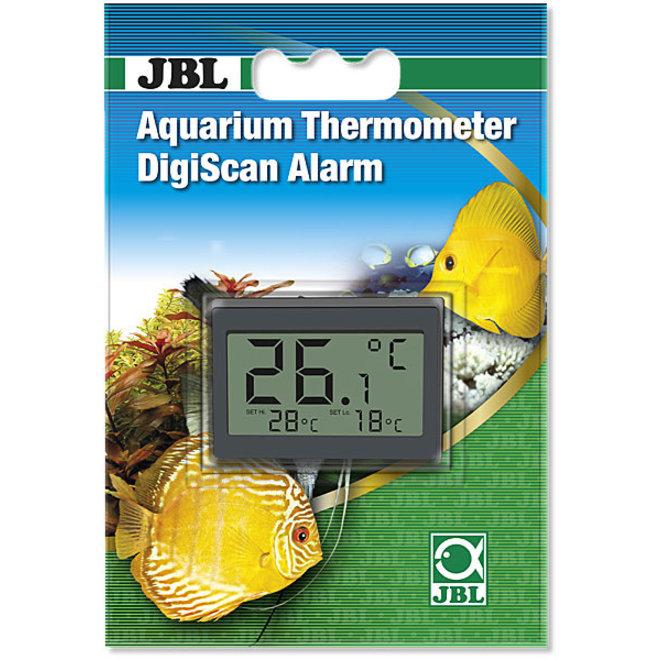 JBL Thermometer DigiScan Alarm, digitale thermometer met alarm