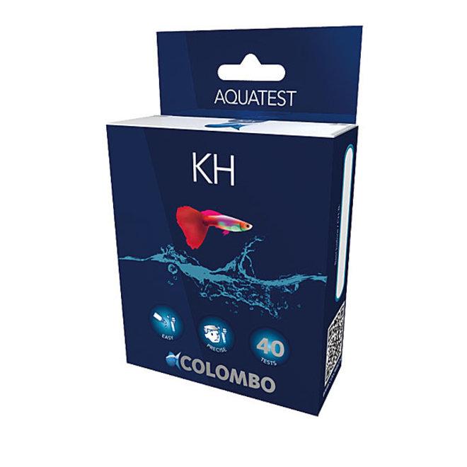 Colombo Aqua KH carbonaat hardheid test set