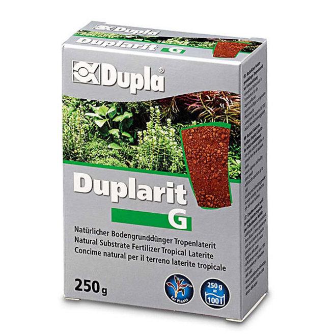 Dupla Duplarit G 250 gram, voedingsbodem