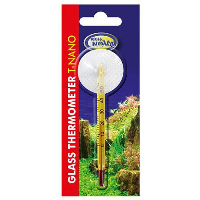 Aqua Nova Glas thermometer nano