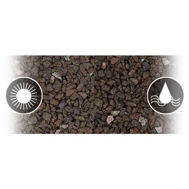 JBL ProScape Volcano Mineral, 3 liter vulkanisch gesteente