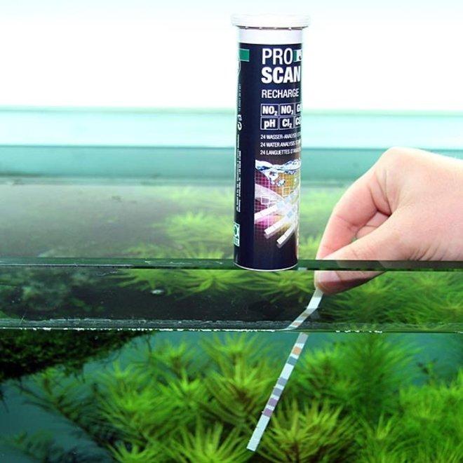 JBL ProScan Multi-watertester via een Smartphone App