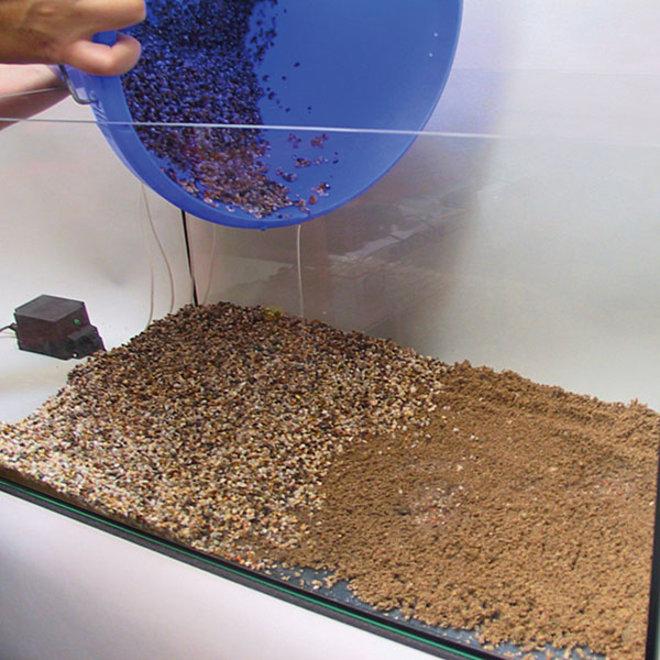 JBL AquaBasis plus 2,5 liter voedingsbodem 40-120 liter