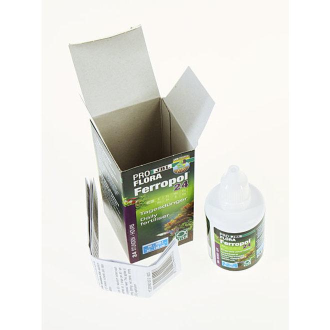 JBL ProFlora Ferropol 24, 10 ml dagbemester vloeibare plantenvoeding