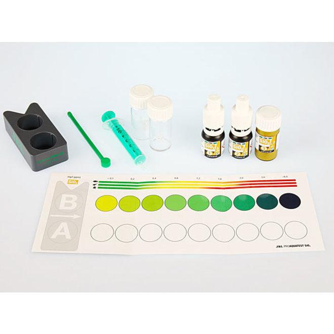 JBL ProAquaTest SiO2 silicaat test set
